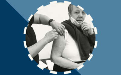 Mayor Gets Covid Vaccine