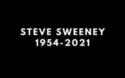 Steve Sweeney 1954-2021